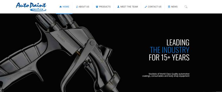 Autopaint-Dundalk-Vehicle-Paint-Supplier-New-Website-Launched
